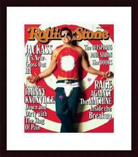 Rolling Stone Cover of Johnny Knoxville / Rolling Stone Magazine Vol. 861, February 1, 2001, Movie Print by Mark Seliger   Unframed Prints