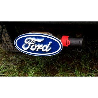 Ford Logo Hitch Cover Automotive