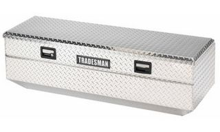 Tradesman Full size Single Lid Flush Mount Truck Tool Box   Truck Tool Boxes