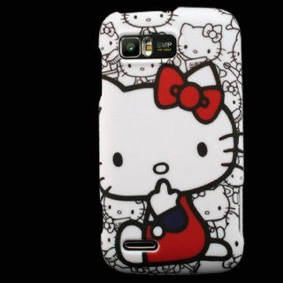 Case for Motorola ATRIX 2 II MB865 from AT&T A Hello Kitty Cover Skin Faceplate case Cell Phones & Accessories
