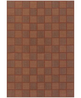 Couristan 3081 6238 Five Seasons Natural Indoor/Outdoor Rug   Area Rugs