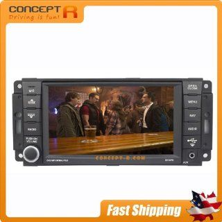 2008 09 10 11 12 13 14 Dodge Challenger 2010 11 12 13 14 Jeep Patriot 2009 10 11 12 13 14 Jeep Compass In dash DVD GPS Navigation Stereo Bluetooth Hands free Steering Wheel Controls Touch Screen OEM Mopar MyGIG Replacement Deck AV Receiver CD Player Video