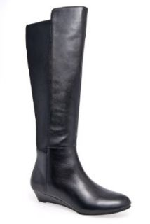 Me Too Women's 'Cameron' Knee High Boot (6M, Black) Shoes