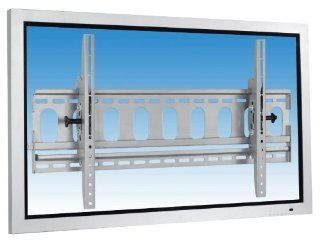 Space Saver Flat Screen TV Wall Mount Bracket, Universal Tilt Mount, 26 to 65 Inch Screens   Television Mounts