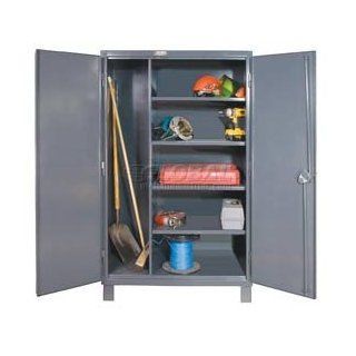 Heavy Duty 12 Gauge Maintenance Storage Cabinet 60x24x78