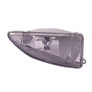 00 04 Ford Focus Front Driving Fog Light Lamp Right Passenger Side SAE/DOT Approved Automotive