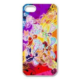 FashionFollower Design Comics Series Winx Club Artistic Phone Case Suitable for iphone5 IP5WN42707 Cell Phones & Accessories