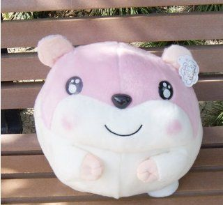 20cm the Cute Hamtaro Hamster Plush Toy Pillow Birthday and Christmas Gifts Pink Toys & Games