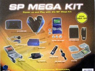 Pelican GameBoyAdvance SP Mega Kit Video Games