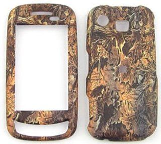 Samsung Impression A877��Camo / Camouflage Hunter Series�Dry Leaf Hard Case/Cover/Faceplate/Snap On/Housing/Protector Cell Phones & Accessories
