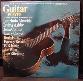 The Guitar Player Magazine Album of Contemporary Styles By Modern Masters Music