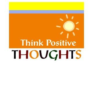 Think Positive Thoughts (A Little Bit of Series) A Blue Mountain Arts Collection 9780883969533 Books