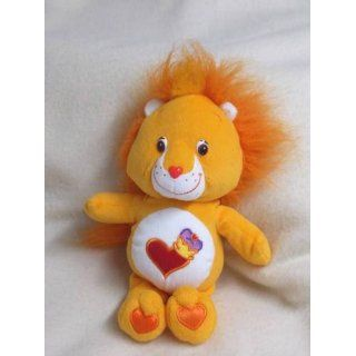 "Care Bear Cousins Plush 10"" Brave Heart Lion Toys & Games"