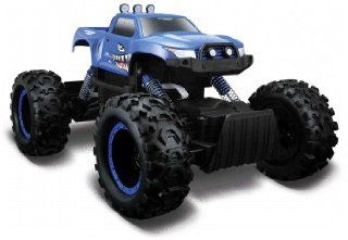 Maisto Tech Blue Rock Crawler Remote Control Car Toys & Games