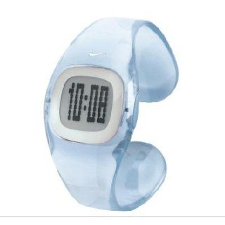 Nike Presto Digital Smooth Small LX Women's Watch   Clear/Blue   WT0025 901  Sport Watches  Watches