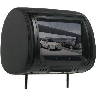 "CONCEPT CLS 902 9"""" CHAMELEON HEADREST MONITOR WITH TOUCH SENSITIVE CONTROLS & COLOR COVERS  Vehicle Headrest Video"