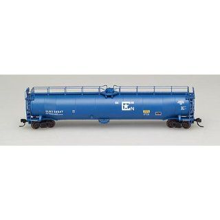 Atlas N Scale 37162 33,000 Gallon Tank Car, GLNX #34249 Toys & Games