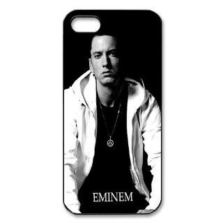 Custom Eminem Personalized Cover Case for iPhone 5 5S LS 908 Cell Phones & Accessories