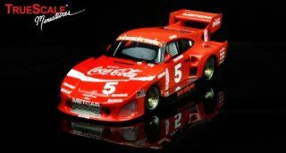 Porsche 935K3 #5 1982 Daytona 24hr 2nd Bob/Akin/CocaCola Diecast Model Car in 143 Scale by True Scale Miniatures Toys & Games