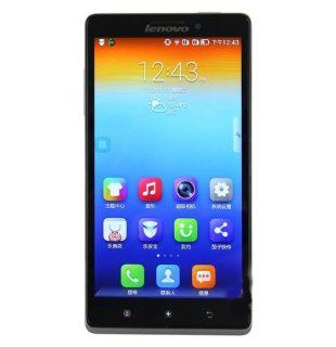 Lenovo Vibe Z K910 Dual Sim Quad Core 2.2Ghz Smartphone Unlocked Cell Phone Cell Phones & Accessories