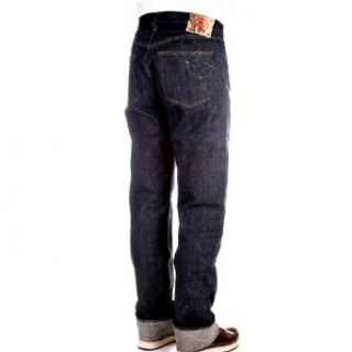 Sugar Cane Okinawa SC40301N non wash raw selvedge denim jeans CANE3214 at  Men�s Clothing store