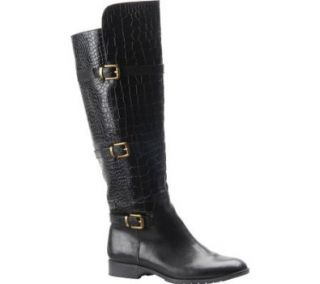 Isola Gabriela Womens Leather Fashion Knee High Boots Shoes
