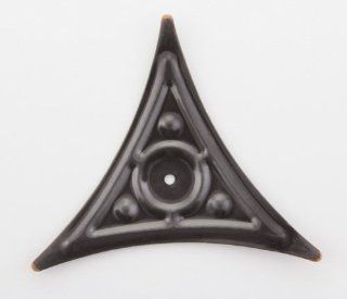 OIL RUBBED BRONZE DECORATIVE BRASS STAIR DUST CORNER   Staircase Hardware