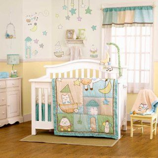 Once Upon a Time 5 Piece Baby Crib Bedding Set with Bumper by Cocalo  Celestial Baby Nursery Bedding Set  Baby