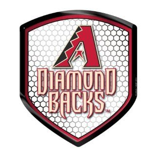 Arizona Diamondbacks MLB Reflector Decal Auto Shield for Car Truck Mailbox Locker Sticker Baseball Licensed Team Logo  Automotive Decals  Sports & Outdoors