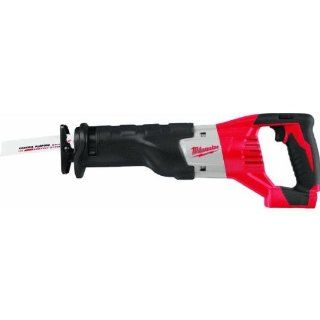 Bare Tool Milwaukee 2620 20 M18 18 Volt Sawzall Cordless Reciprocating Saw (Tool Only, No Battery)   Power Reciprocating Saws