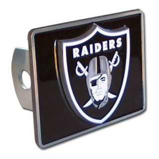 BSS   Oakland Raiders NFL Trailer Hitch Cover