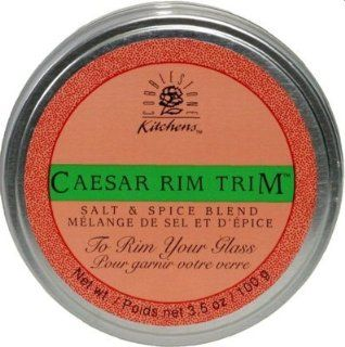 Cobblestone Kitchens Bloody Mary & Caesar Rim Trim (3.5 oz. tin)  Cocktail Mixes  Grocery & Gourmet Food
