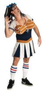 Rubie's Costume Double Take Glam Dunk Costume, Multi Color, One Size Clothing