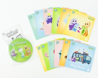 Leap Frog Brand Sing Along and Read Along DVD and Book Set (Helps with Phonics, Word Recognition, Reading Comprehension, and Music & Creativity)
