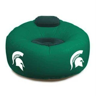 Northwest Michigan State Spartans NCAA Inflatable Chair  Sports Fan Folding Chairs  Sports & Outdoors