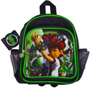 Mini Backpack for Boys Kids a Boy Kid BEN 10 DESTROY ALL ALIENS Backpack Rucksack Satchel School Book Bag Toy Gift for Son Boy Kid Kids Back to School Clothing