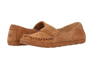 UGG Kids Marin Girls Shoes (Brown)