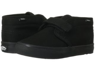 Vans Kids Chukka V Boys Shoes (Black)