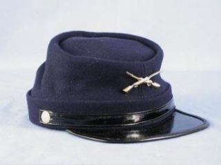 Adult Confederate Soldier Costume Hat GREY (Shown in Blue, Available in GREY) Clothing