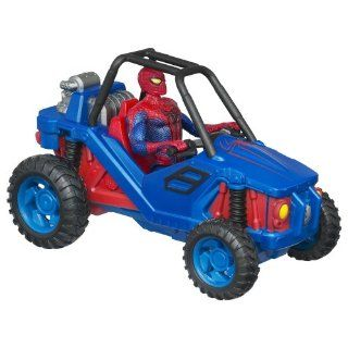 The Amazing Spider Man Zoom N Go Turbo Cruiser Vehicle Toys & Games