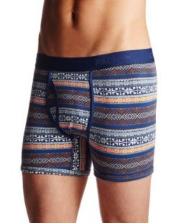 PACT Mens Boxer Brief, Fair Isle, Small at  Men�s Clothing store