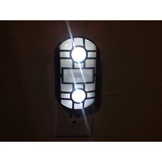 GE 11242 LED Motion Activated Night Light   Automatic Sensor Nightlights