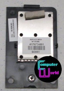 HP 417073 001 Plastics cover/door kit   contains the memory door, hard drive access cover, mini PCI access, and dummy express card slot insert Computers & Accessories