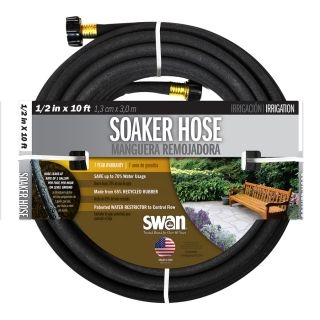 SWAN 1/2 in x 10 ft Duty Garden Hose