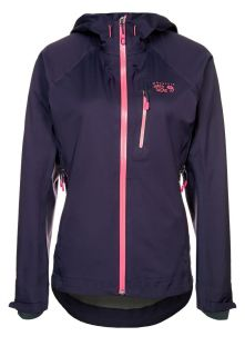Mountain Hardwear   ZAHRA JACKET   Soft shell jacket   purple
