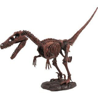 Edu Science Do & Discover Jurassic Action Scale Model Kit   Velociraptor