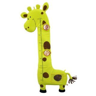 Edu Petit Growth Chart, Giraffe  Nursery Growth Charts  Baby