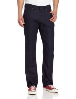 Kenneth Cole New York Men's Straight Leg Jean, Dark Indigo, 30/30 at  Men�s Clothing store