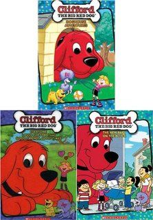 Clifford The Big Red Dog (3 Pack) Doghouse Adventures /Everyone Loves Clifford / Good Friends, Good Times / The New Baby on the Block John Ritter, Phil LaMarr, Cree Summer, Kel Mitchell Movies & TV