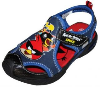 Licensed Rovio Angry Birds Space Toddler Sandals Shoes Toddler Size 7 Shoes